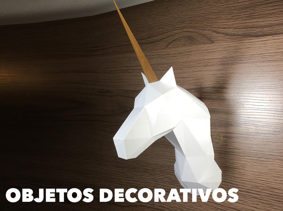 Unicornio de Parede