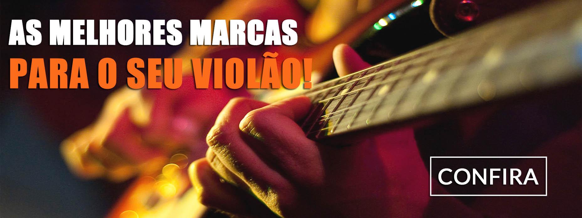 Full Banner - Violao