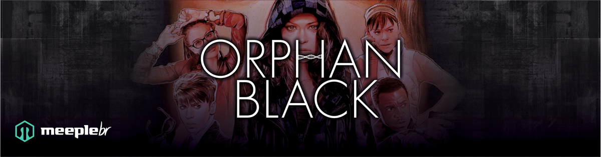 Orphan Black NOVO