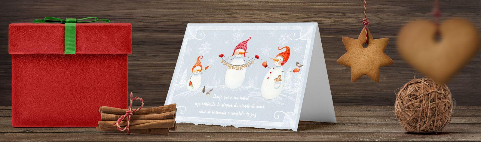 Cartao Natal Impresso
