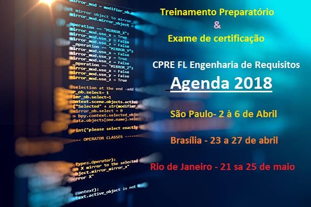 Agenda cpre 2018