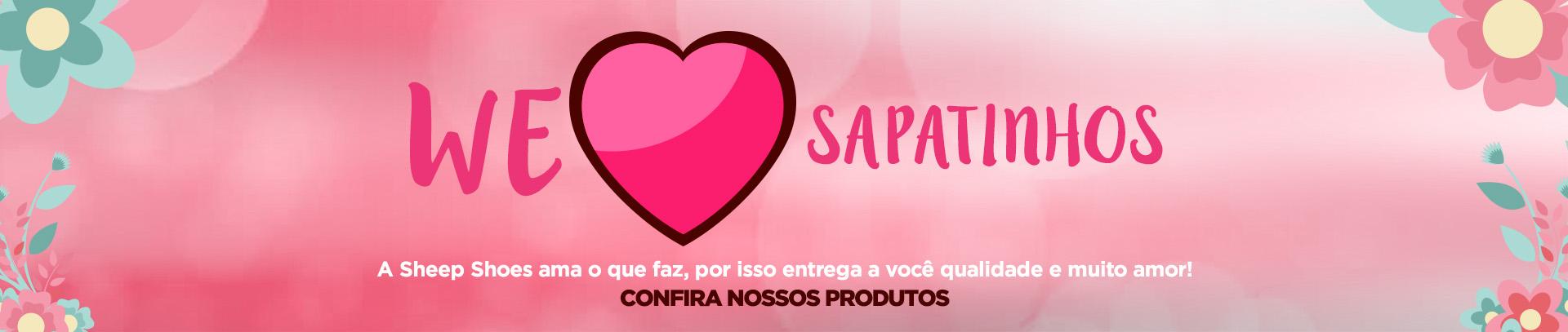 Campanha Tdzain: We <3 Sapatinhos.