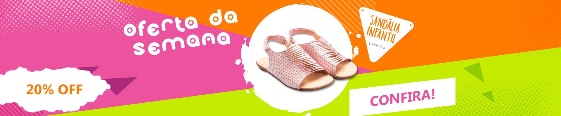 Campanha Verão Sheep Shoes 2019 - Produto da 3º Semana - Feminino