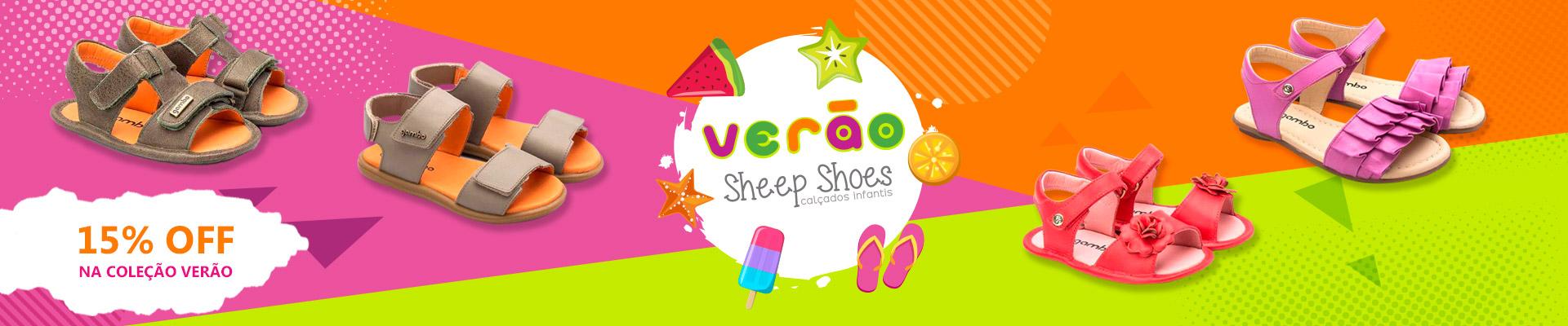 Campanha Verão Sheep Shoes 2019