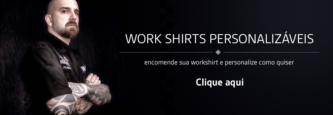 WORKSHIRT PERSONALIZE