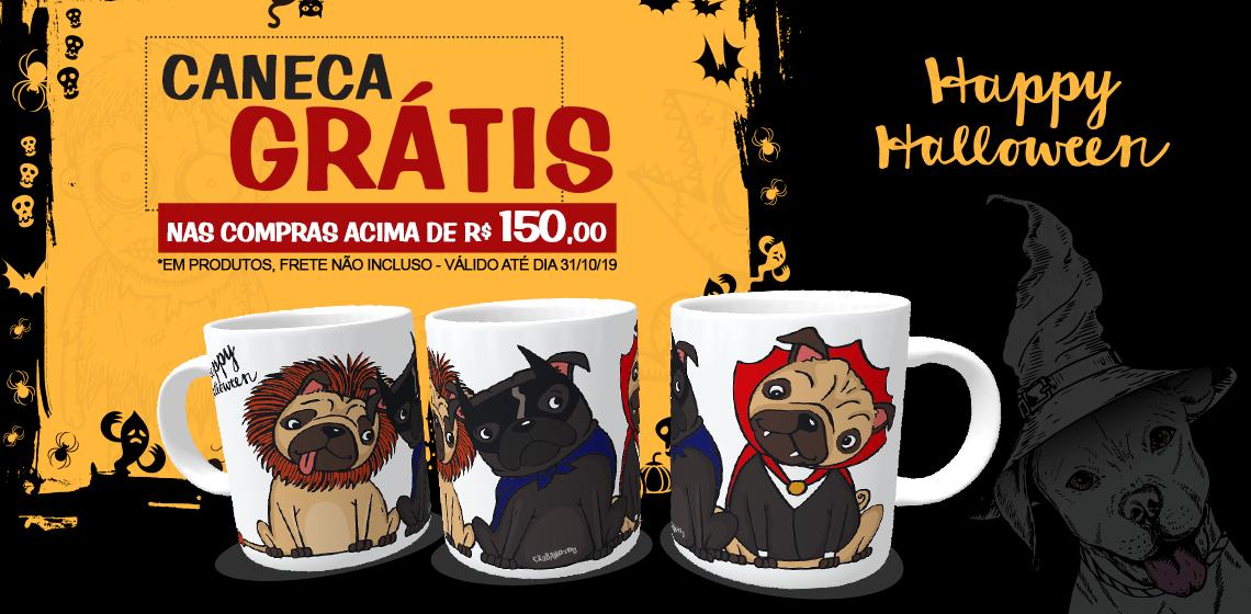 Halloween 2019 - Caneca Grátis