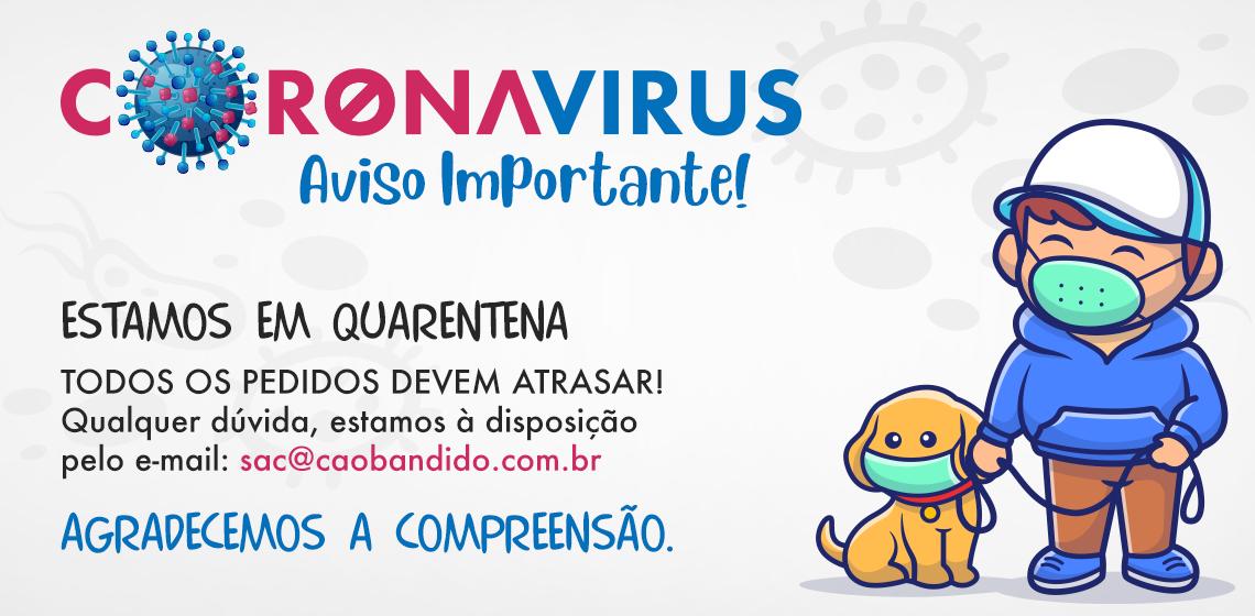 AVISO - Coronavirus
