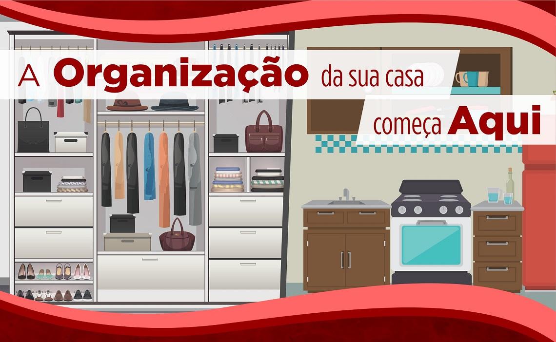 Organização loja