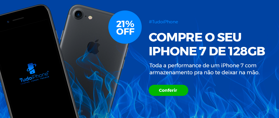 iPhone 7 128gb Fire