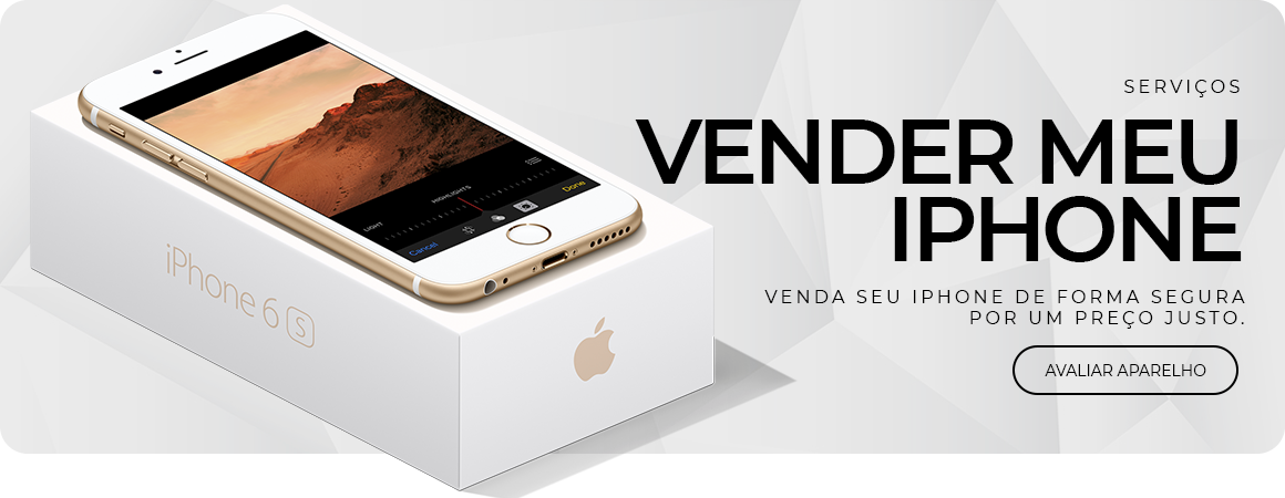 Full banner novo site - venda seu iPhone