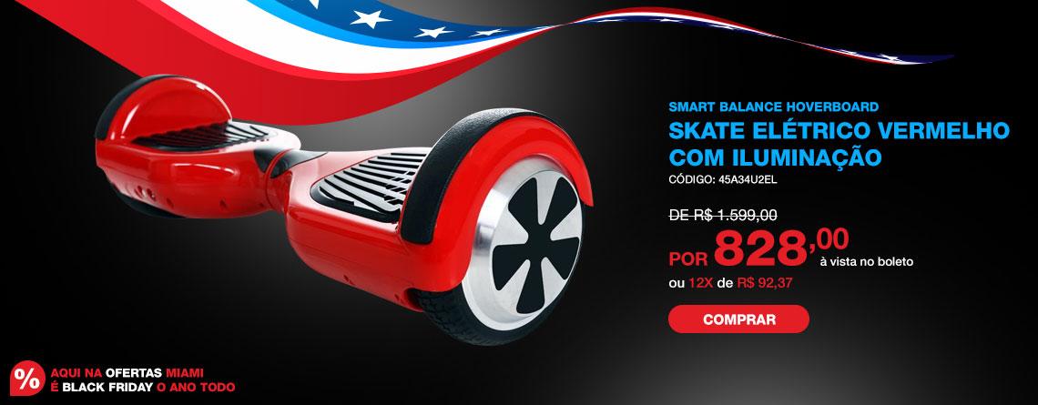 Banner Skate Eletrico