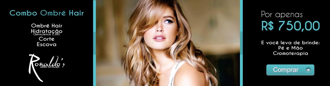 Combo Ombré Hair