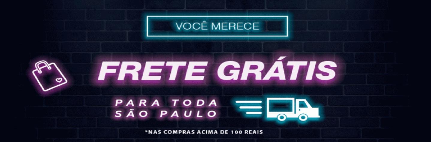 FRETE GRATIS SP