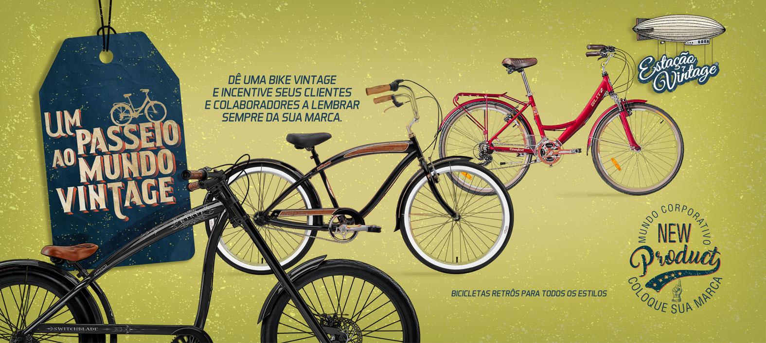 Bike - Passeio ao Mundo Vintage