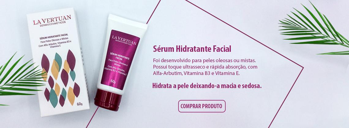Sérum Hidratante Facial 60g