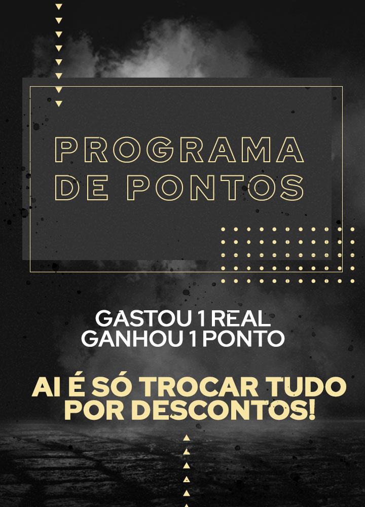 PROGRAMA DE PONTOS