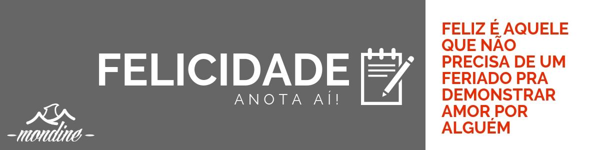 2 BANNERS DE UMA BOA CONVERSA, AMOR E FELICIDADE - MONDINE