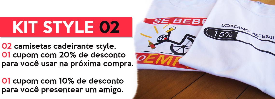 KIT STYLE 02- ESTILO ÚNICO
