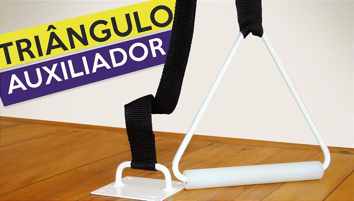Cadeirante Style- Triângulo Auxiliador!