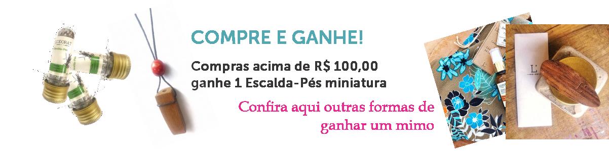 GANHE BRINDE