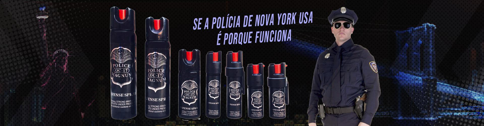 POLICE MAGNUM NY TODOS