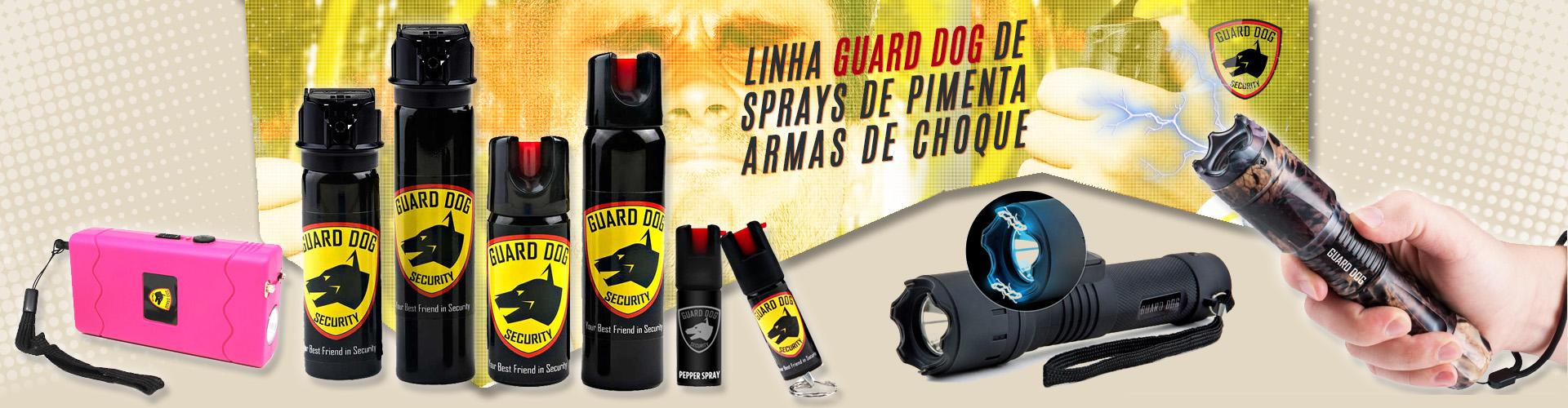 GUARD DOG SPRAY CHOQUE