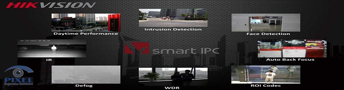 Hikvision Smart IPC 2