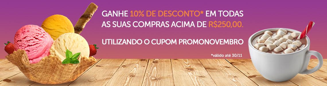 Promoção 10%