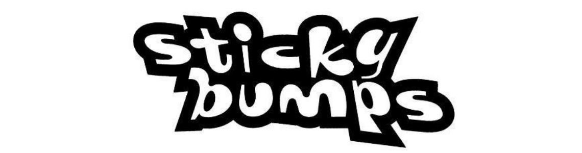 LOGO STICKY BUMPS