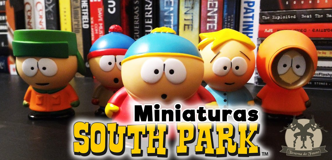 Miniaturas South Park