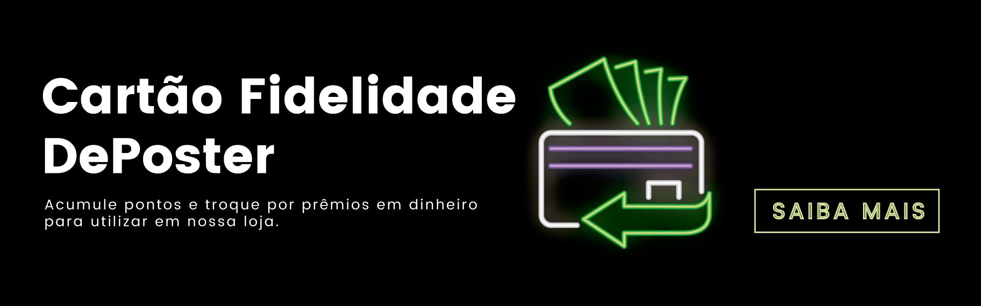CARTÃO FIDELIDADE