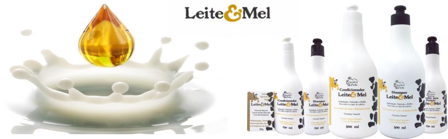Banner Leite e Mel