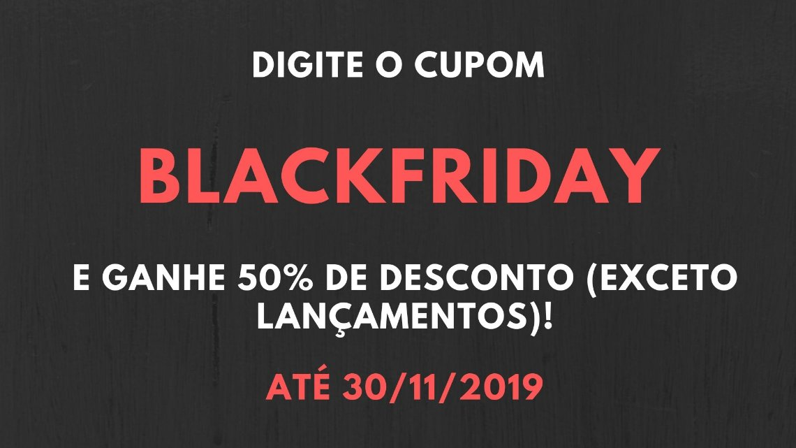 Cupom Black Friday