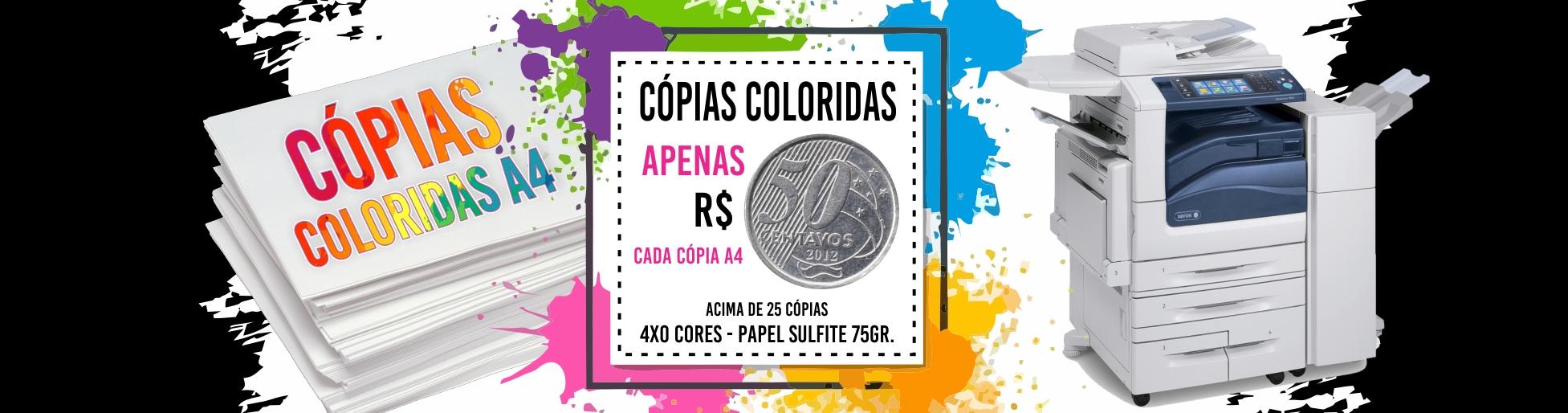 COPIAS COLORIDAS