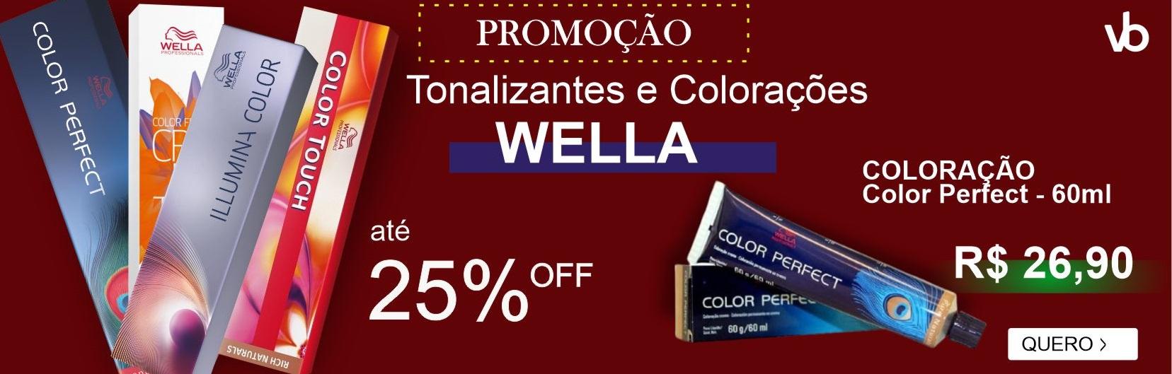 Promo Coloração Wella