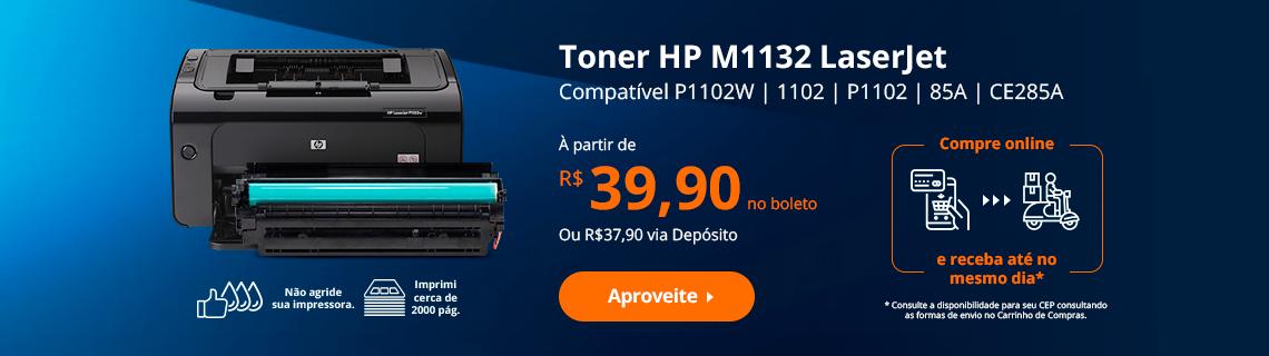 Toner HP CE285A Compatível