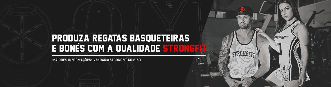Produza com a Strongfit