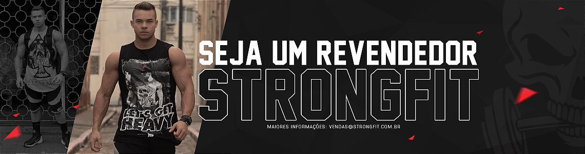 Seja um revendedor Strongfit