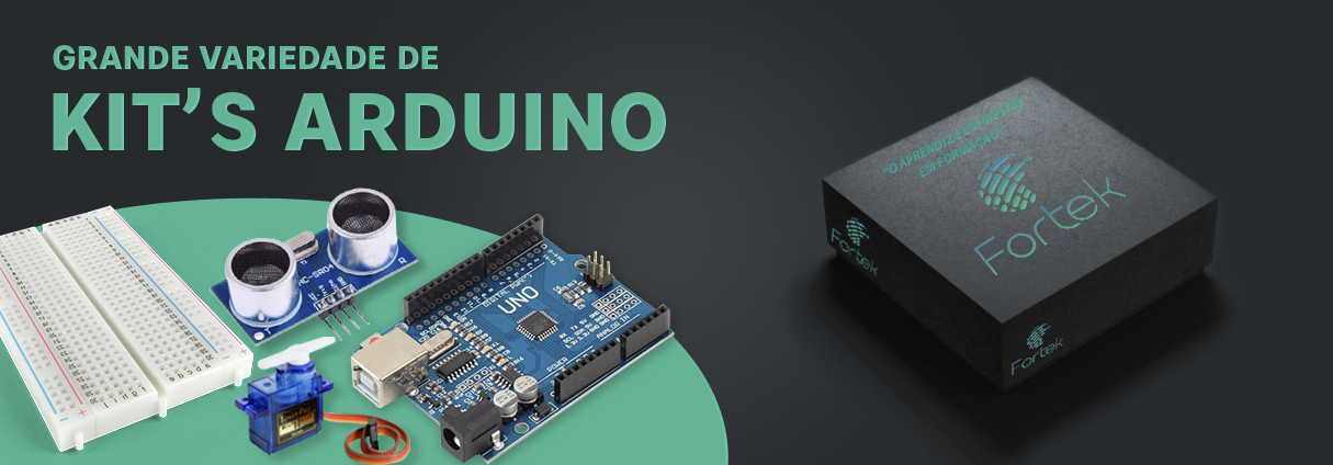 FULL BANNER KITS ARDUINO