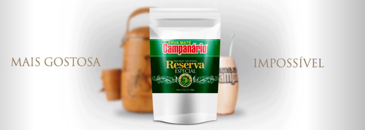 Erva Campanário Reserva Especial