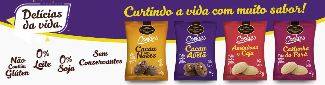 Linha nova Cookies