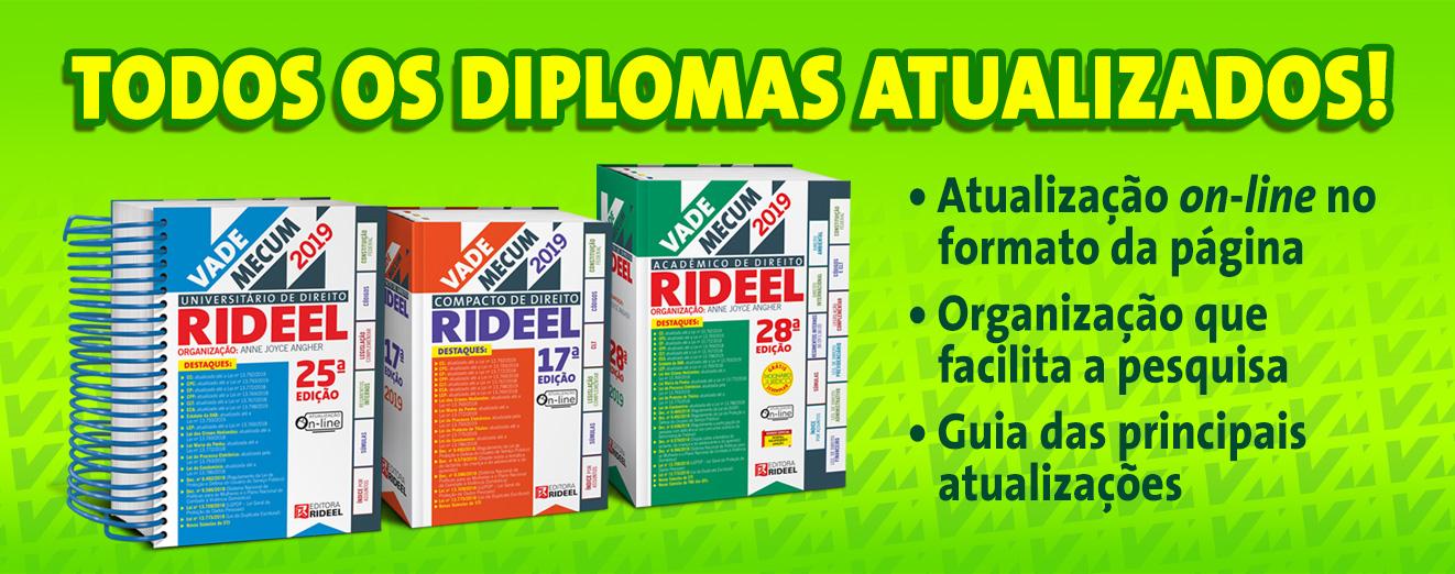 Banner Vade Rideel - 1º semestre - 2019