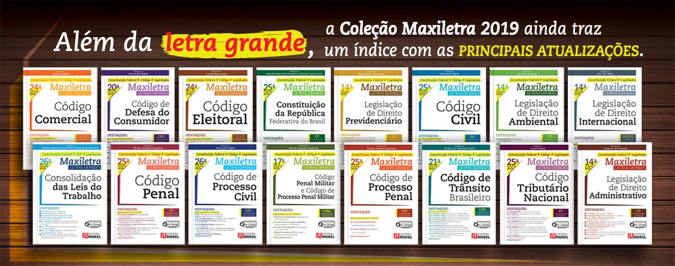 Banner Códigos - Maxiletra