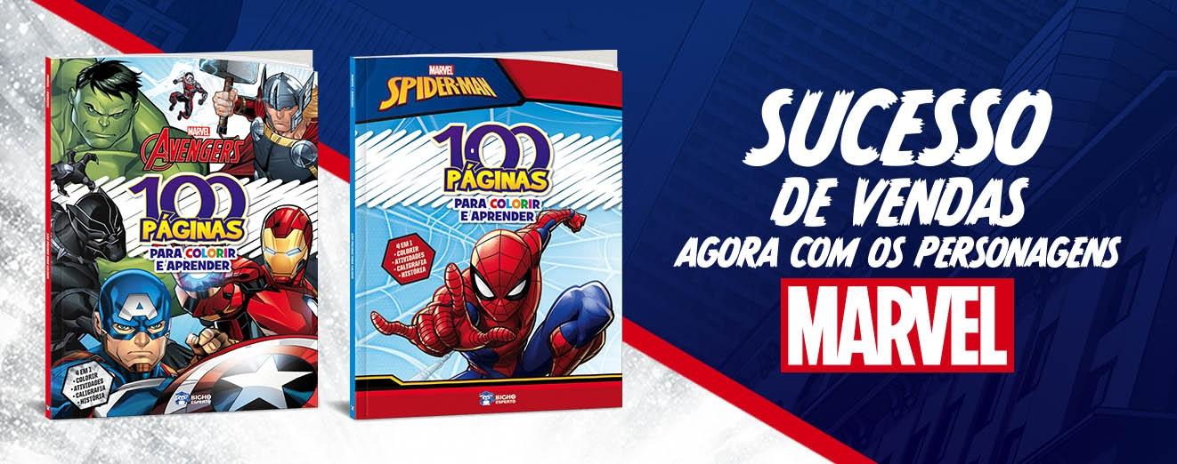 Banner Marvel