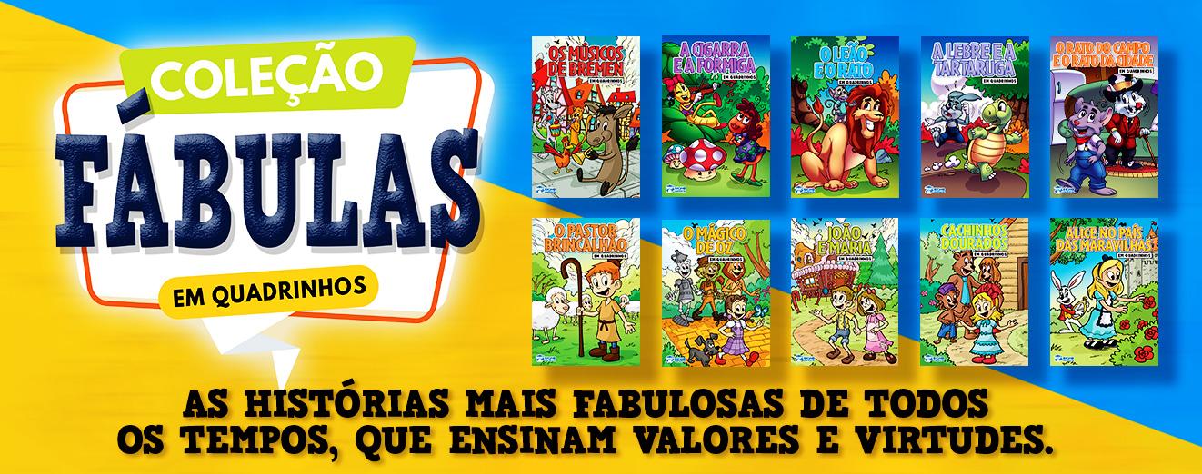 Banner Fábulas