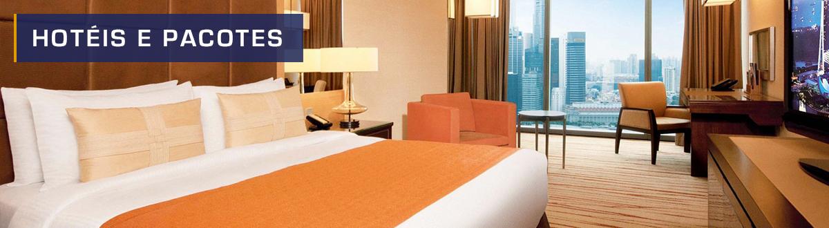 Hotéis e Pacotes