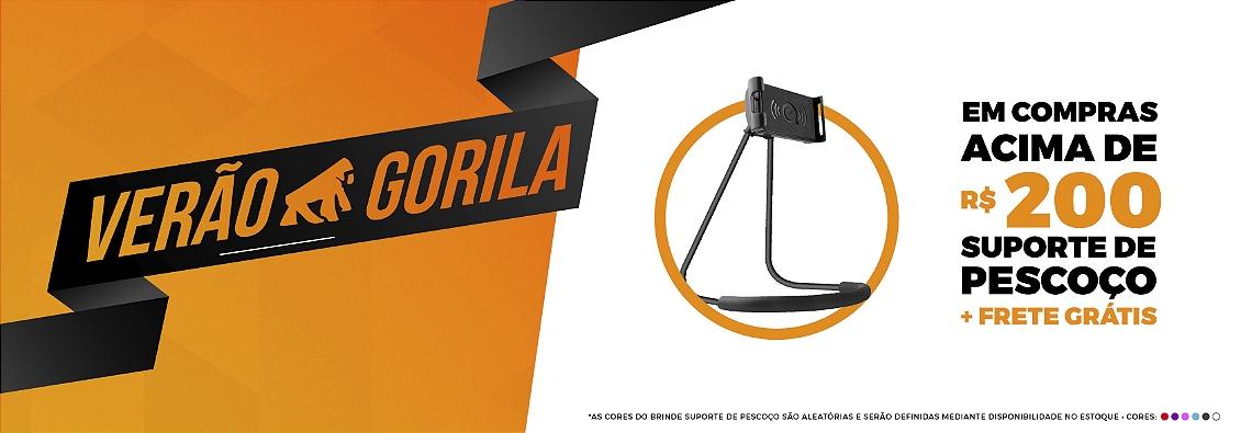 Banner - Verão Gorila