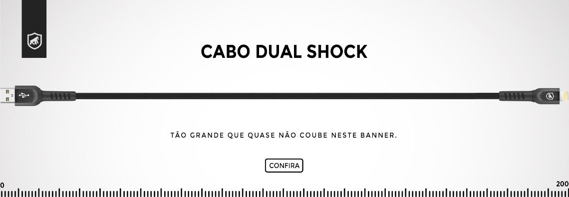 Cabo Dual Shock