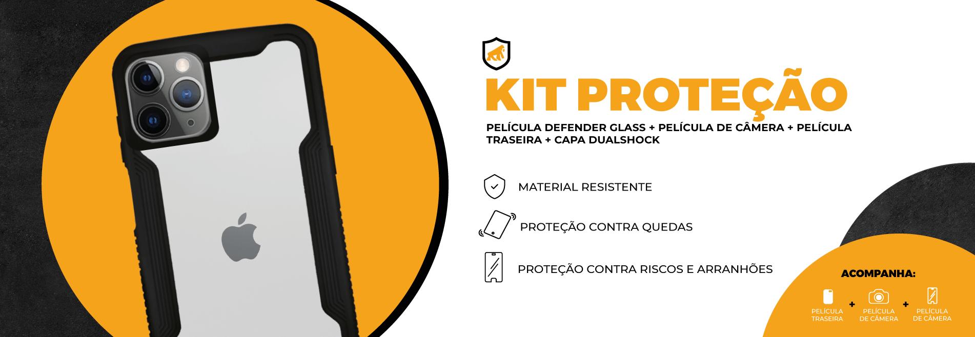 Kit proteção
