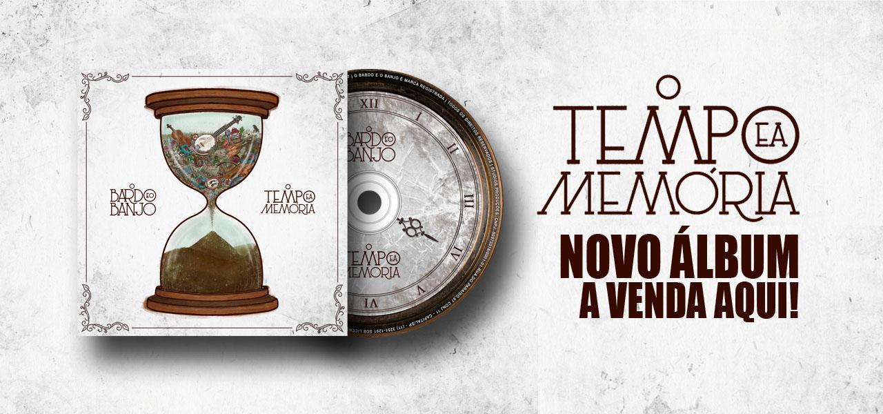 NOVO CD DISPONÍVEL